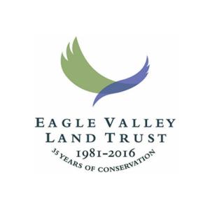 eagle valley land trust logo