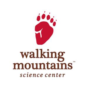 walking mountain science center logo